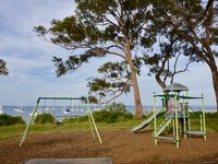 Children's playground at Callala Bay