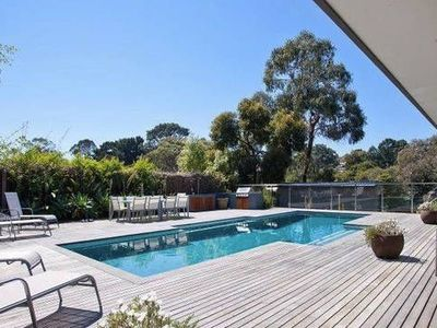 Pool luxury close to South Beach Mount Martha