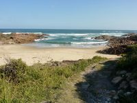 Little Kingsley beach - most often you will have to yourself