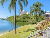 great waterfront location