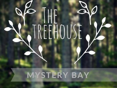 The Treehouse at Mystery Bay
