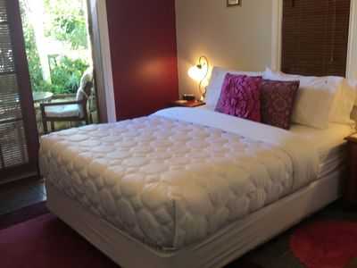 Bedroom looking to Garden
