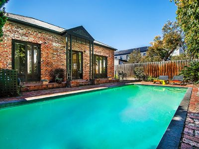You'll love the stunning outdoor pool