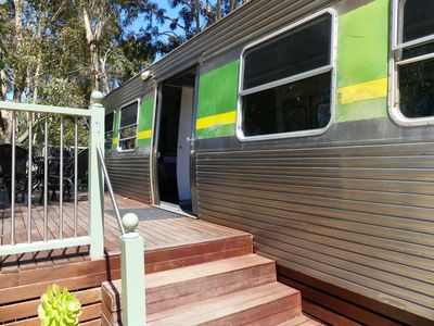 The Train at Pelican Waters