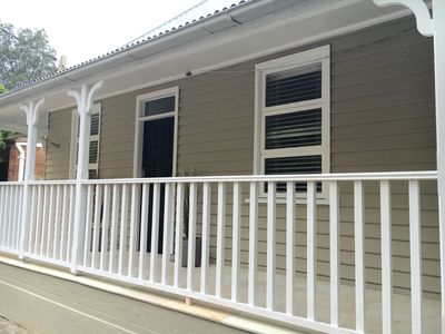 Freestanding cottage. City 5 mins, Balmain 5 mins, Rozelle village 2 mins