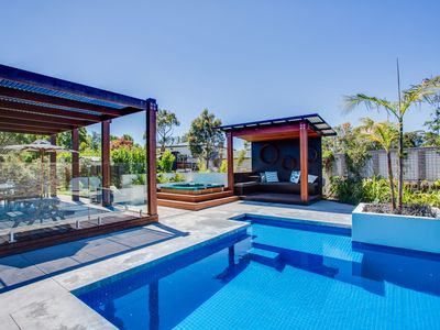 Adventure Retreat with Pool, Spa and Mini Golf