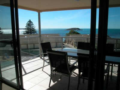 5/2 Solway Crescent - Elevated views of the bay