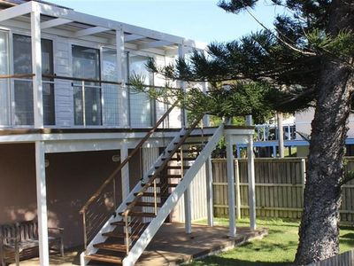 BEACH - BAY -  BEE - PET FRIENDLY     2/6 Banksia Street Blueys Beach