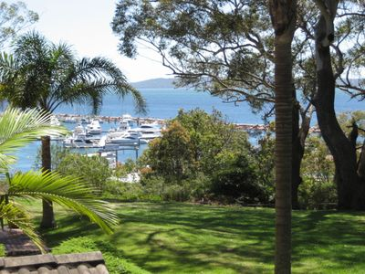 4 'Sailfish' 46 Magnus Street- water views and close to the marina