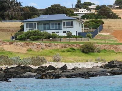 Somersea House Penneshaw Kangaroo Island holiday comfort with ocean views