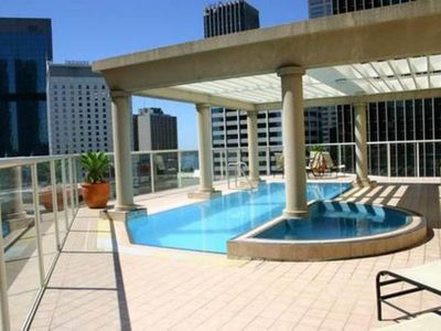 ROOF TOP POOL SPA AND GYM