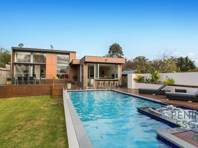 In-ground Solar Heated Pool