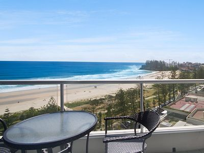 Points North 12-75 Coolangatta Beachfront