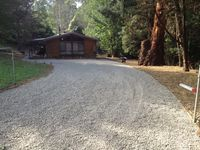 A REAL LOG CABIN EXPERIENCE