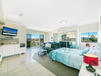 Suttons Beach Apartments - 10a - 1 Bed Studio - ARENA