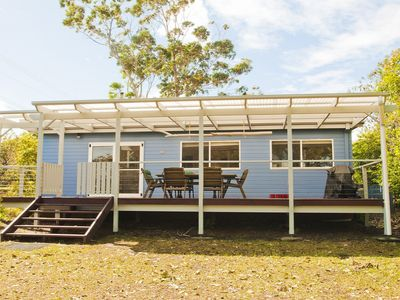 Silvermere Cottage - a cosy family getaway
