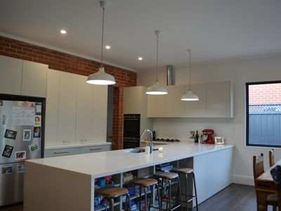 OPEN PLAN KITCHEN AND MEALS