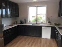 Huge kitchen with all amenities