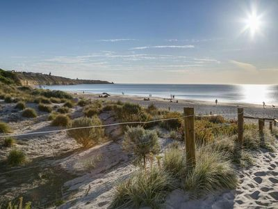 Beautiful Port Willunga Beach