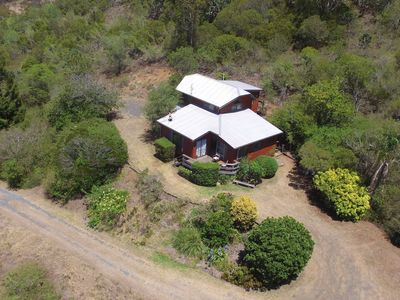 Set on 25 private acres