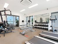 Well Equipped Gymnasium