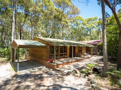 Pet Friendly Bush Cottage at Mystery Bay REF 31