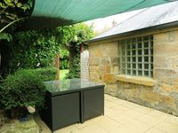 Entertaining in comfort - private BBQ area and outdoor setting