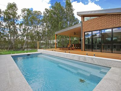 Bundalong Holiday House Adori Maloo Pool