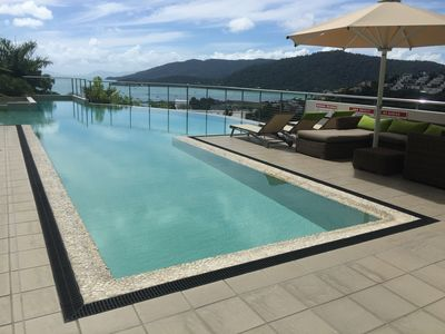 Stunning Views From The In Ground Swimming Pool