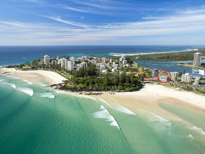 Beach Lodge Unit 8 - Greenmount Beach Coolangatta