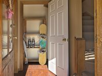 Drying room for your ski and snowboard gear