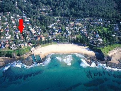 Austinmer Beachside Retreat Location