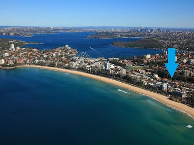 Manly Beach Side Townhouse - 100m to the water