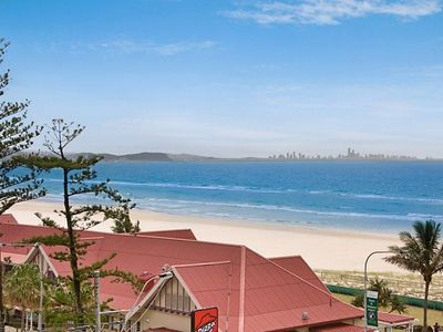 Kirra Gardens Unit 30 - Beachfront in Kirra