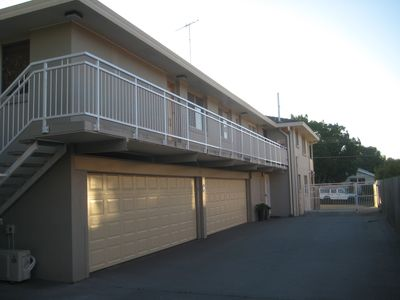 Wynnum Bayside Apartments - Side Profile