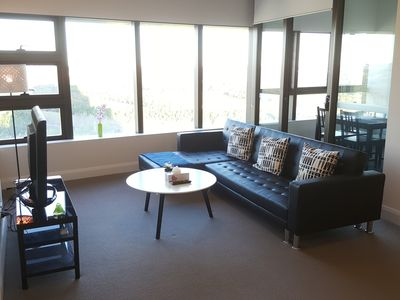 Luxury City View Apartment In Sydney Olympic Park