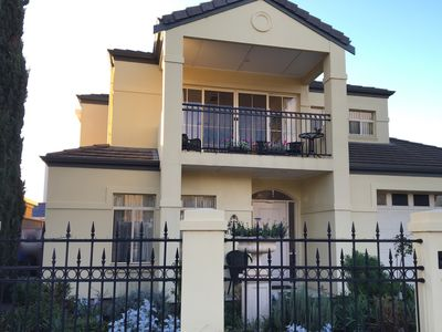 Beautiful 3 b/r self-contained apartment at the front of a large house