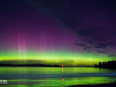 With the right camera you might capture an Aurora And we can help you.