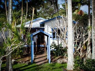 Welcome to our Byron Bay Original Beach House