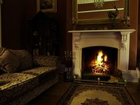 Willows Open fireplace available June-Sep