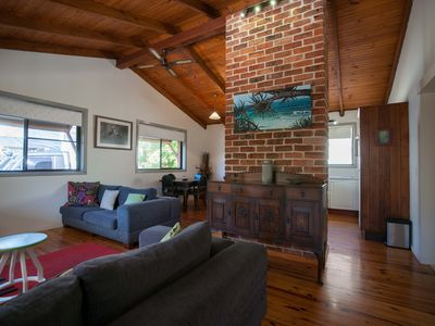 Moonee Magic Living Area