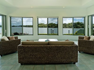 Stunning Riverfront Views in Sanctuary Cove