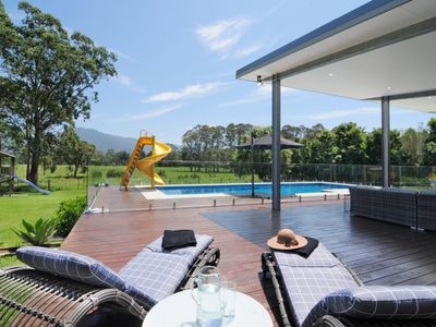 Luxury Cambewarra Family Home with Pool