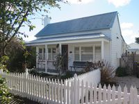 Exterior Picket Fence