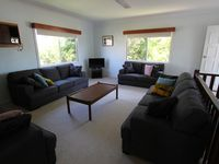 Large spacious lounge room to relax in with cool sea breezes