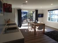 Large kitchin and dining