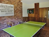 Table Tennis and Dart room