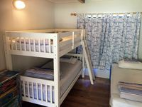 Bedroom 5 bunk + single downstairs