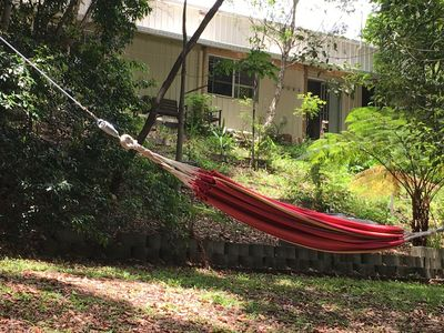 Cottage in Nature - Hammock