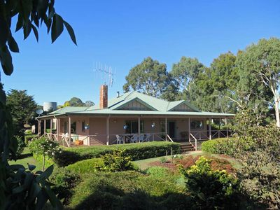 Fernside Guest House is an easy place to fall in love with